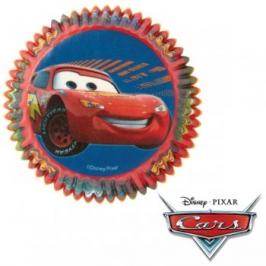 Cápsulas para cupcakes Cars