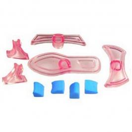 Set molde cortador zapato pequeño de mujer