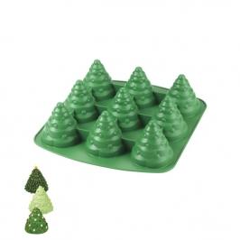 Molde de silicona árbol 3D