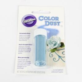 Polvo de Seda Azul Zafiro Wilton