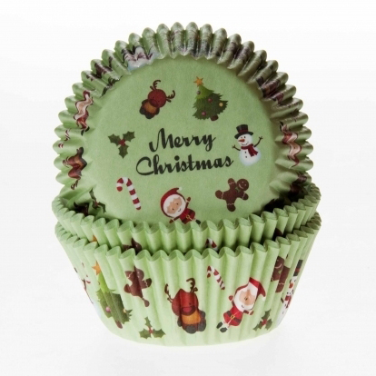 Cápsulas Merry Christmas (50 uds)