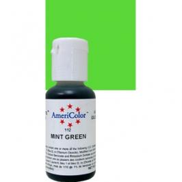 Colorante en Gel Verde Menta americolor