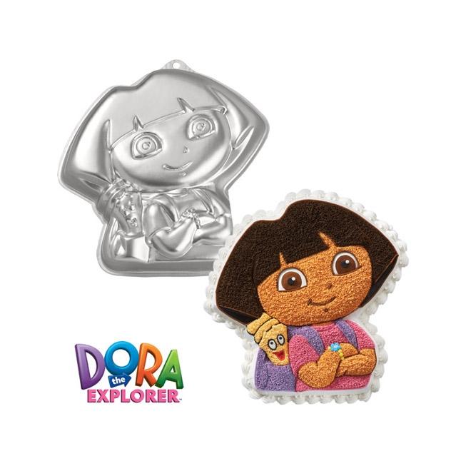 Molde Dora la Exploradora