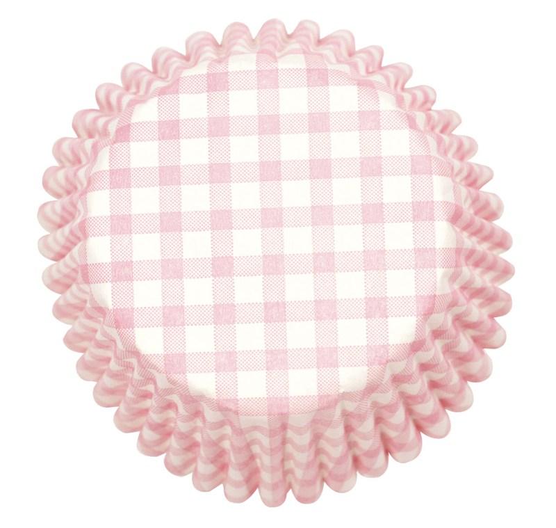 Cápsulas pink gingham de Cupitt