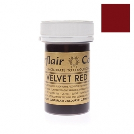 Colorante Sugarflair Red Velvet