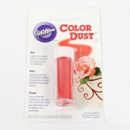 Polvo de Seda Rojo Wilton