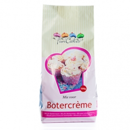 Mix buttercream 500 gr