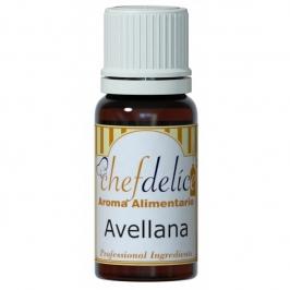 Aroma Concentrado de Avellana Chef Delice