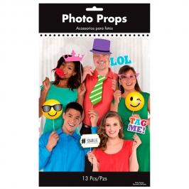 Accesorios para Photocall Emoticones