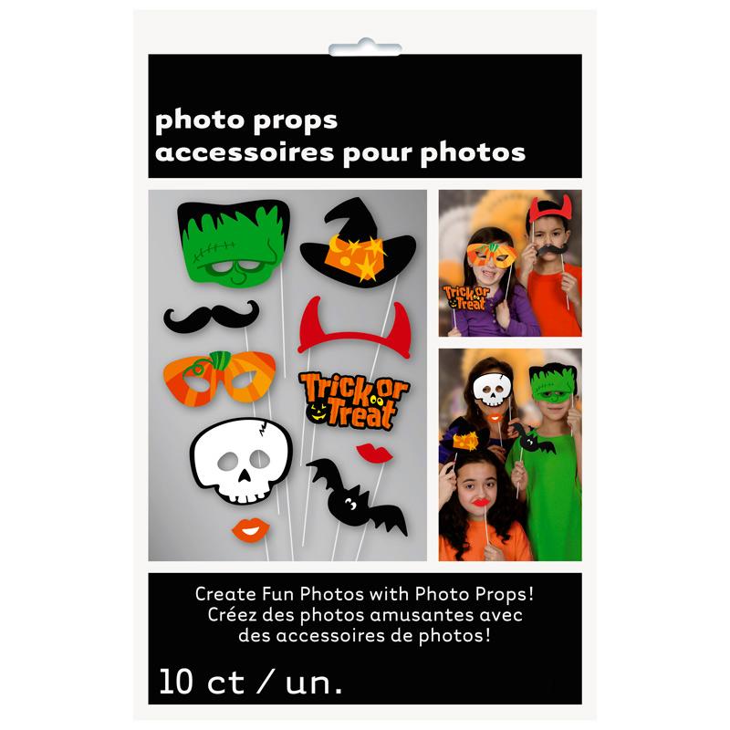 Accesorios para Photocall Halloween