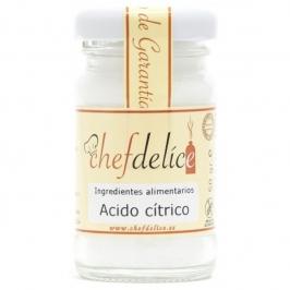 Acido cítrico Chef Delice