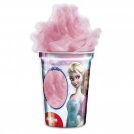 Algodón de azúcar con sorpresa Frozen