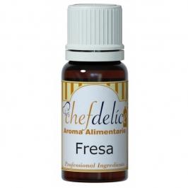 Aroma concentrado de Fresa Chef Delice