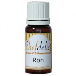 Aroma concentrado de Ron Chef Delice