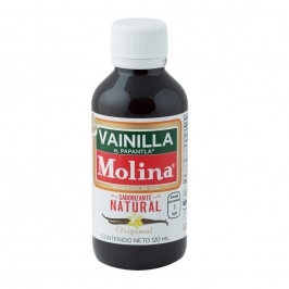 Aroma Natural de Vainilla 120 ml