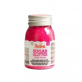 Azúcar Brillante Fucsia 100 gr