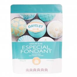 Azúcar Glas extrafino especial fondant 400gr - My Karamelli