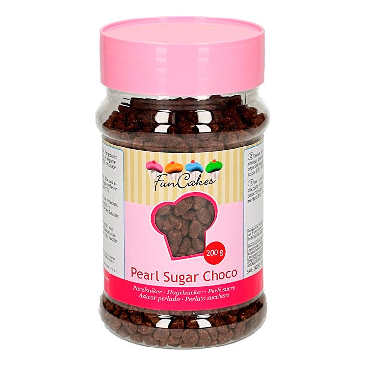 Azúcar Perlado Sabor Chocolate