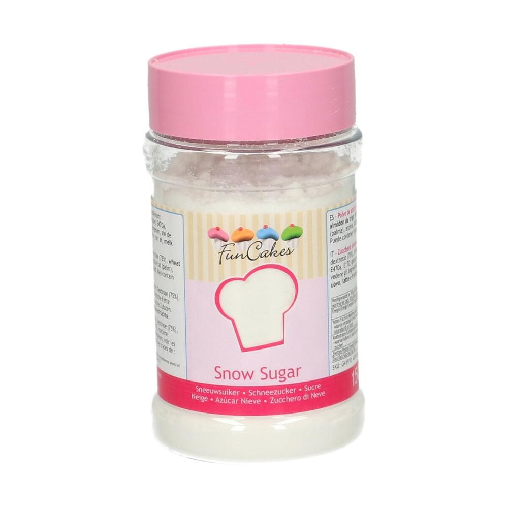 Azúcar Antihumedad en Polvo 150 gr - FunCakes