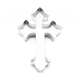 Cortador Cruz Gótica