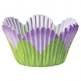 Mini Cápsulas Petal Lavender Wilton