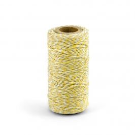 Baker Twine color amarillo