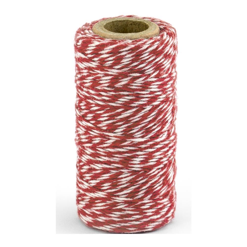 Baker Twine Rojo 50 m