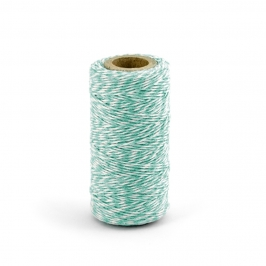 Bakers Twine Azul Tiffany 50 m
