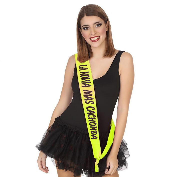 Banda Amarilla La Novia Más Cachonda