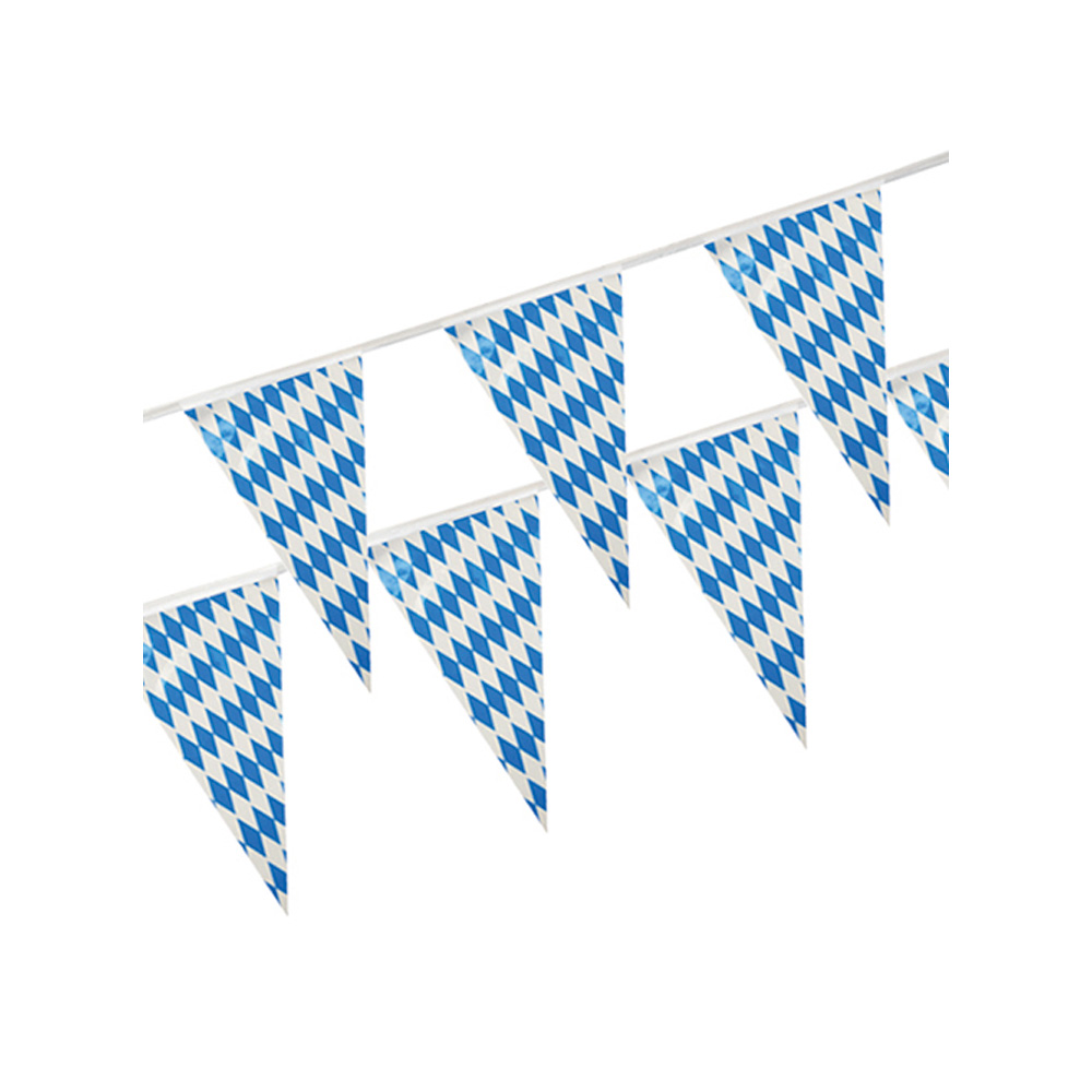 Banderines Baviera Azul Oktoberfest