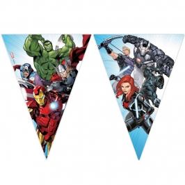Banderines Los Vengadores - My Karamelli