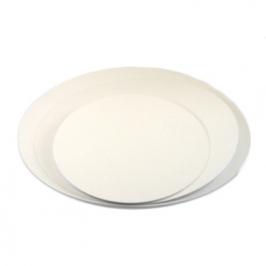 Base blanca para tarta 28 cm (5 uds)