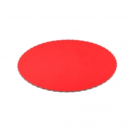 Base para Tarta Roja 25 cm