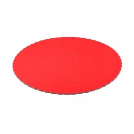 Base para Tarta Roja 30 cm