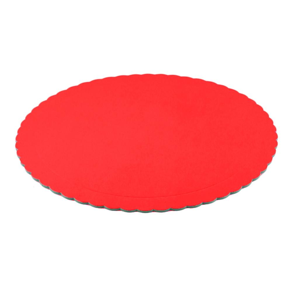Base para Tarta Roja 35 cm
