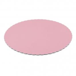 Base para Tarta Rosa Bebé 35 cm