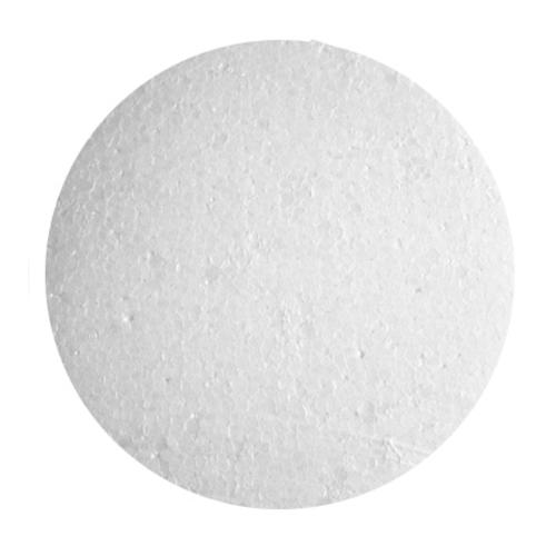 Base Redonda de Porexpan 35 x 2 cm