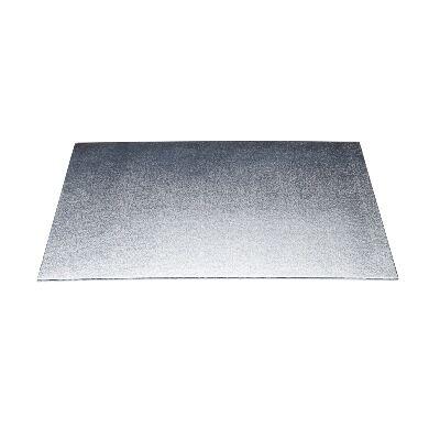 Base rígida cuadrada 25 cm x 3 mm de espesor