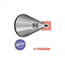 Boquilla #55 redonda