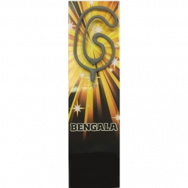 Vela Bengala Nº 6