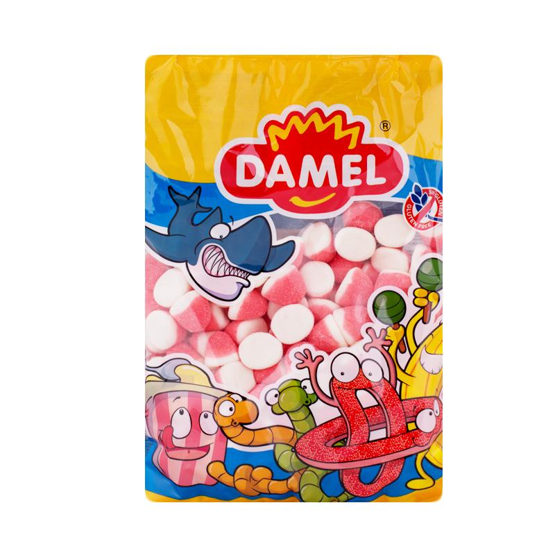 Besitos de Gominola Rosas 1 Kg - My Karamelli