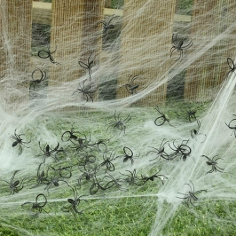 Bolsa 50 Arañas