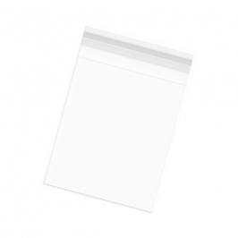 Bolsas Celofán con solapa adhesiva (12x18 cm) 100 uds
