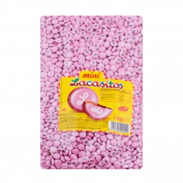 Bolsa de Mini Lacasitos Rosas 1Kg - My Karamelli