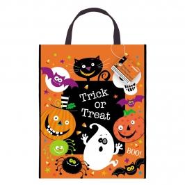 Bolsa de Plástico Halloween 38 cm