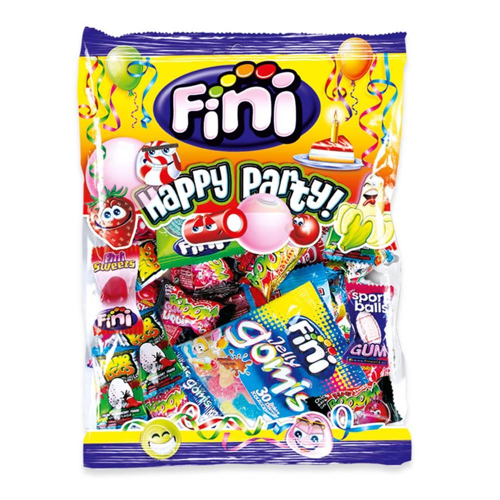 Bolsa de Chuches Envueltas Surtidas Happy Party XL 500 gr