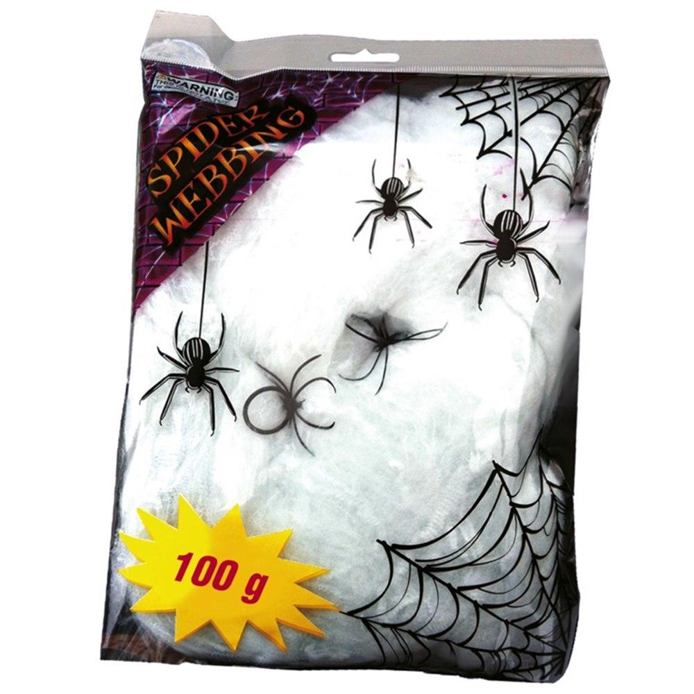 Bolsa Telaraña Blanca 100 g