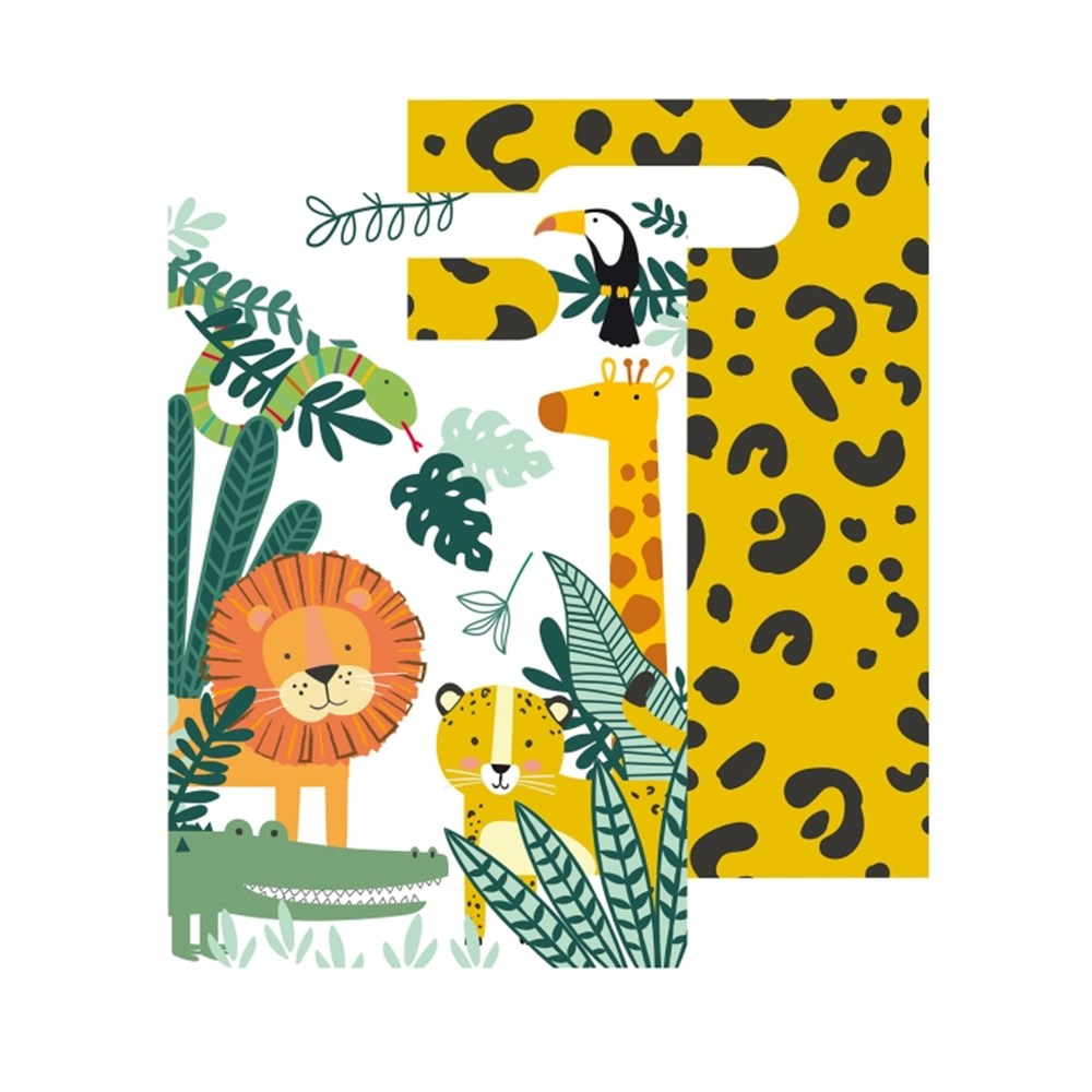 2a651b013 Bolsas para Chuches Animales de la Selva -Comprar Online{My Karamelli}