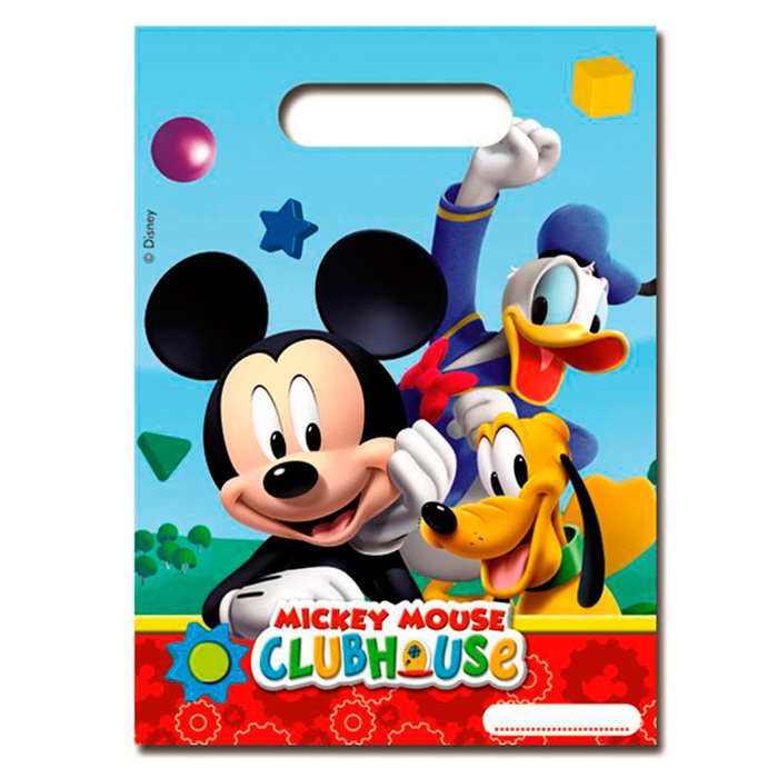 Bolsas para Chuches Mickey