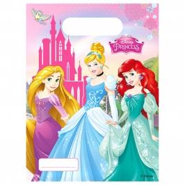 Bolsas para Chuches Princesas Disney Modelo B